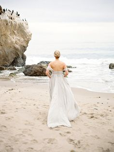 Coastal bride in Sar