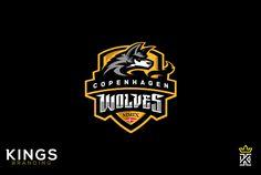 Team Logo Design, Mascot Design, Lacrosse, Vector Logos, Fantasy Football Logos, A Team, Sports Team Logos, Esports Logo, E Sport