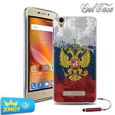 UV Print Soft TPU Gel Case For ZTE Blade X3 X 5 X7 X9 GF3 phone case For ZTE Blade AF3 A610 A510 V7 LITE Tempered glass
