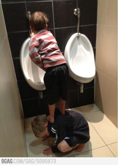 Teamwork?