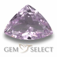GemSelect features this natural untreated Kunzite from Afghanistan. This Pink Kunzite weighs 8.2ct and measures 15.9 x 11.4mm in size. More Trillion Facet Kunzite is available on gemselect.com #birthstones #healing #jewelrystone #loosegemstones #buygems #gemstonelover #naturalgemstone #coloredgemstones #gemstones #gem #gems #gemselect #sale #shopping #gemshopping #naturalkunzite #kunzite #pinkkunzite #trilliongem #trilliongems #pinkgem #pink Pink Gemstones, Loose Gemstones, Natural Gemstones, Buy Gems, Gem S, Pink Tourmaline, Gemstone Colors, Afghanistan, Stone Jewelry