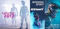 Collection Kenny 2017, en vente sur atelierdeuxroues.com http://www.atelierdeuxroues.com/marques/kenny-32.html