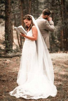 30 Must Have Wedding Images ❤ wedding images first look with book csimon from { { FeedTitle} }{ { EntryUrl} } Wedding Photography And Videography, Wedding Photography Inspiration, Fall Wedding, Dream Wedding, Wedding Bride, Wedding Photo Albums, Pretty Lights, Best Photographers, Wedding Images