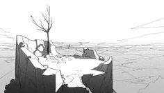 illustrations, esquisses et autres bêtises: Dofus anime project (suite 4) Animation Background, Environment Design, Freelance Illustrator, Illustrations, Fairy Tales, Concept Art, Scenery, The Outsiders, Sketches