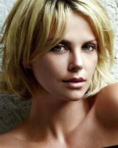 Charlize Theron Hairstyles Part 4 Latest Hairstyles, Bob Hairstyles, Charlize Theron Short Hair, Charlize Theron Hairstyle, Charliez Theron, Atomic Blonde, Good Hair Day, New Hair, Hair Inspiration