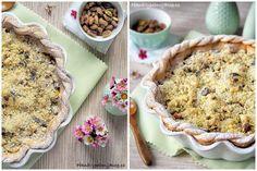 Koláč s rebarborou Foto: All Oatmeal, Pie, Breakfast, Sweet, Food, Cakes, The Oatmeal, Torte, Morning Coffee