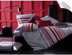Linge de lit chez Blanc Cerise decodesign / Décoration