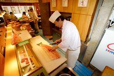 Cómo se forma un Itamae (chef de sushi)?