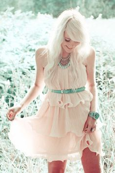 Style Tips How To Wear A Mint Green