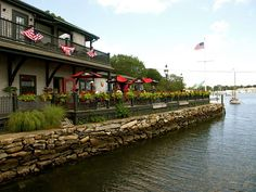 Wickford, Rhode Island ...a charming village. Be sure to dine here and visit the quaint shops. Love it!