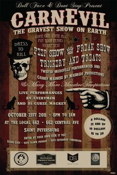 CarnEvil: The Gravest Show on Earth