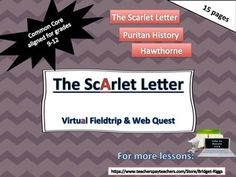 lessons learned from the scarlet letter