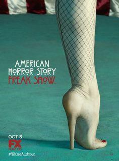 American Horror Story Freak Show Pump Poster