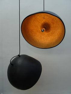gourd pendant light // x and l