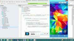 Android Sensor Example Xamarin