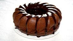 Великолепный шоколадный кекс