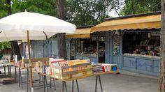 Second hand books at La Cuesta del Moyano   My Little Madrid
