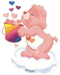 care bear clipart | Care Bear Clip Art 29 | Flickr - Photo Sharing!