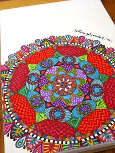 All sizes | Mandala Art | Flickr - Photo Sharing!