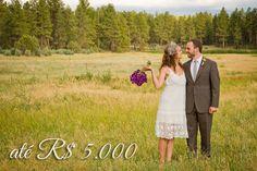 Dicas e opções para quem quer fazer um casamento econômico. Vestido de Noiva, fotografia, decoração, convites, etc. Tudo para um casamento barato.