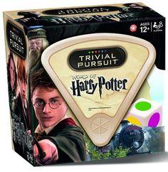 Trivial Pursuit: Harry Potter - Brädspel - Leksaker