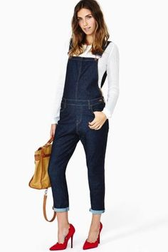 Roll With It Overalls