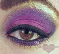 MAKEUP FANCY: Makeup Challenge: Disney! (Magic Carpet)