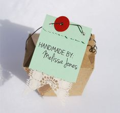 Custom made by stamp Self Inking Stamp  by ThePrintMint on Etsy