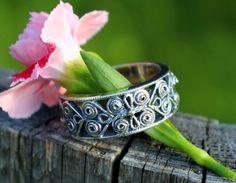 Modern, Cuff Bracelets, Jewelry, Fashion, Silver Decorations, Dirndl, Jewellery Making, Moda