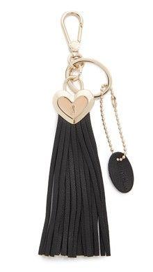 Lenora Dame Polar Bear Bag Charm   SHOPBOP Leather Keyring, Key Chain  Rings, Furla c8458bfe7b