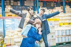 Jisoo made an appearance in Weightlifting Fairy Kim Bok Joo