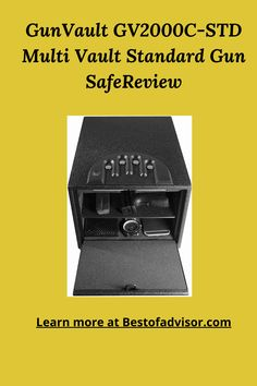 A fingerprint gun safe is very secure for advanced level safety. This type of safe is very popular to protect the most valuable things in your home and office. Find the best fingerprint gun safe for your home, shops, or office. Read more...[] Fingerprint Gun Safe, Gun Vault, Best Safes, Gun Safes, Must Have Gadgets, Home Safes, Sharp Objects, Safety, Guns