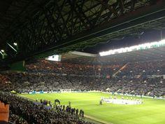 Celtic Park in Parkhead, Glasgow City