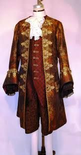 18th Century costume - Google Search