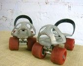 These were what my first pair of roller skates looked like