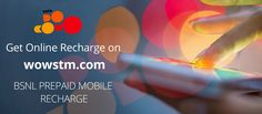 WOWSTM provides two options to you one is postpaid and the other is prepaid with the best offers. #bsnlrecharge, #rechargeonline, #mobilerecharge, #phonerecharge, #prepaidonlinerecharge, #quickrecharge