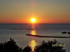 Huron County, Sunsets, Celestial, Outdoor, Outdoors, Outdoor Games, Outdoor Living, Sunset