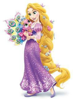 """tinkeperi: """"Disney Princess Palace Pets:) """""""