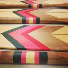 NORQUAY Co. Canoe paddles // The Norquay Series