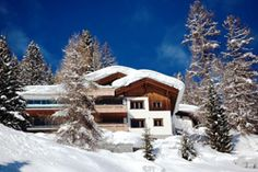 Explore the luxury vacation properties available for exchange at premier destinations via THIRDHOME Davos, Lodges, Europe, Snow, Luxury, Winter, Outdoor, Club, Contemporary