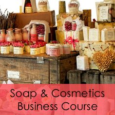 Soap and Cosmetic Business Online Bath Alchemy Lab