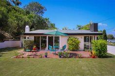 Move-in ready updated Drogan mid-century modern home in La Jolla, CA.