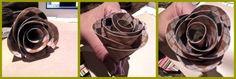 Paper flower tutorial @jessmansour.wordpress.com