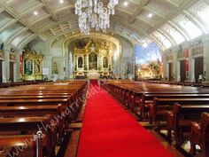 The Marry Adventures: St. James The Great Parish