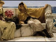 Alma-Tadema in film