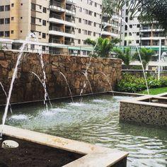 """Park Premium Recreio """"efeito Bica e jatos de água"""""""