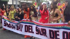 Ecuador: Multitudinaria marcha del Orgullo LGBTI recorrió Quito