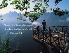 Matthew 5:4