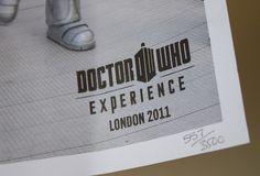 doctor who experience 1 by jonoakley, via Flickr