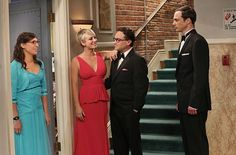 THE BIG BANG THEORY Season 8 Episode 8 Photos The Prom Equivalency